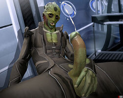 drell mass_effect tagme thane_krios