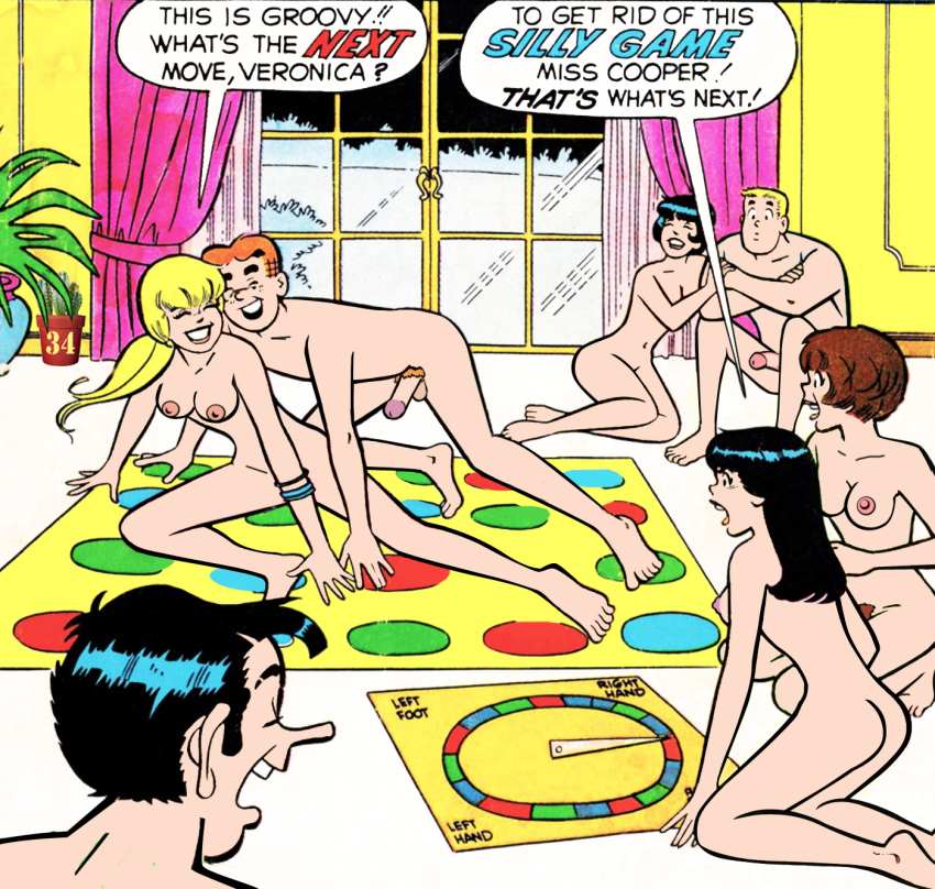 Join. agree betty cooper porn firmly