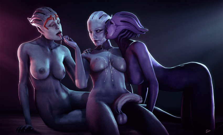 xxx pictures of liara with a penis
