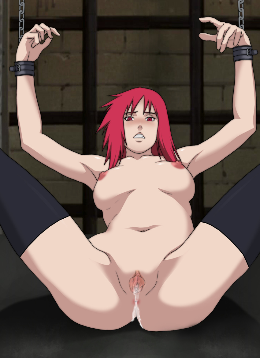 Women of naruto naked — 1