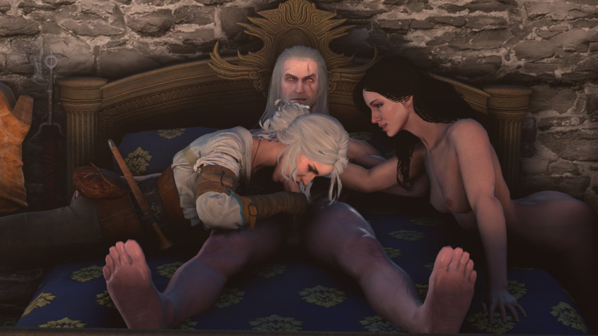 witcher 3 rule 34