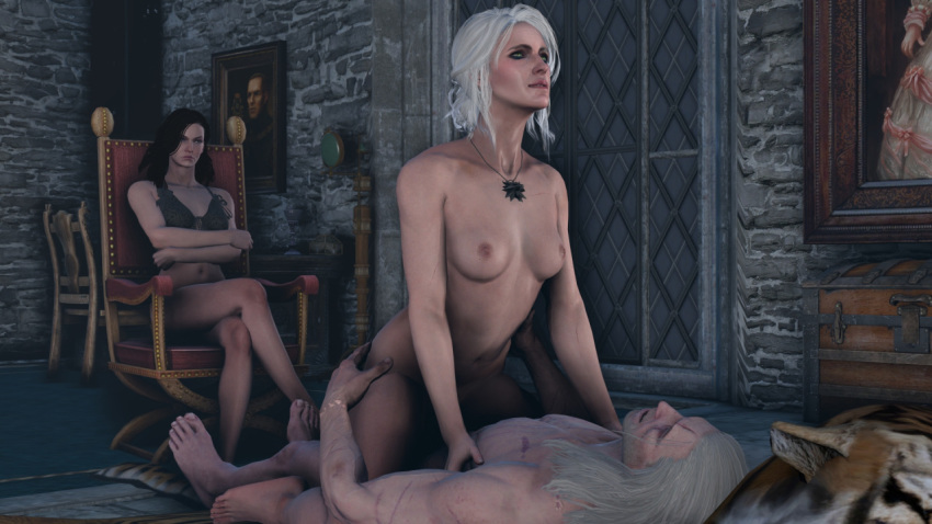the witcher rule 34