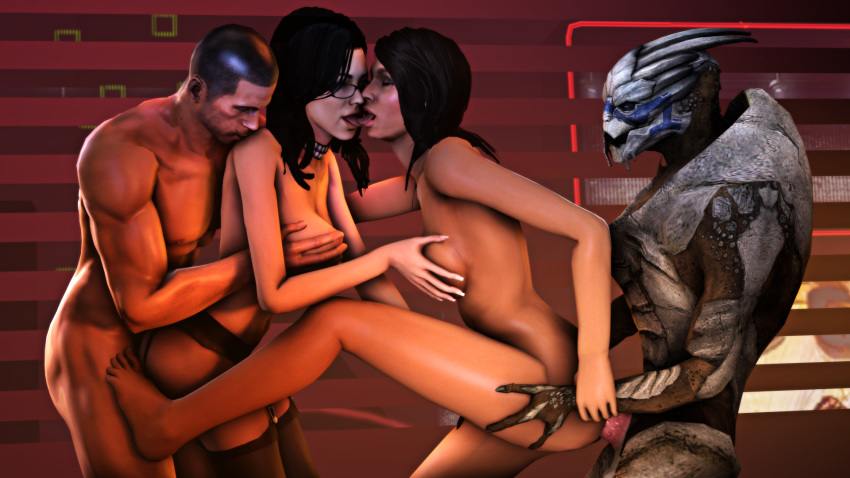 Fake nude mass effect porn — pic 4