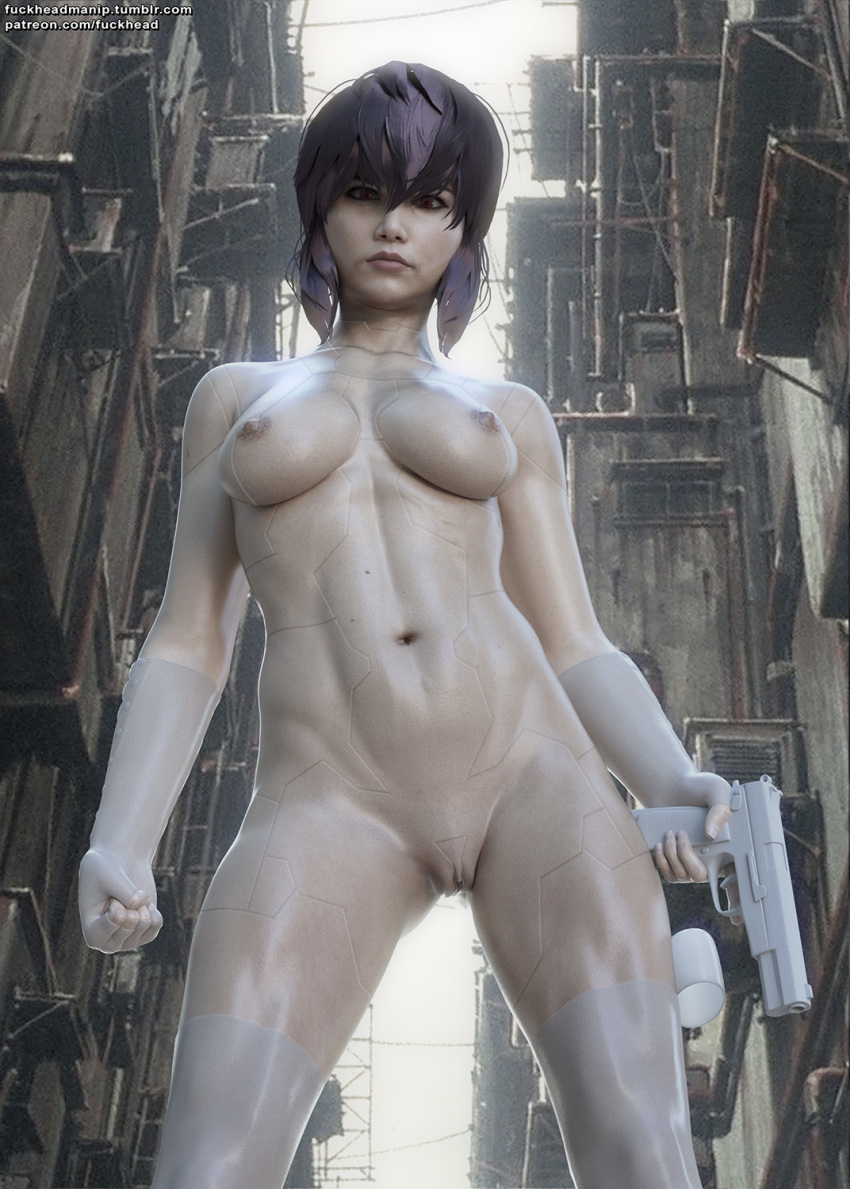 Ghost in the shell tits