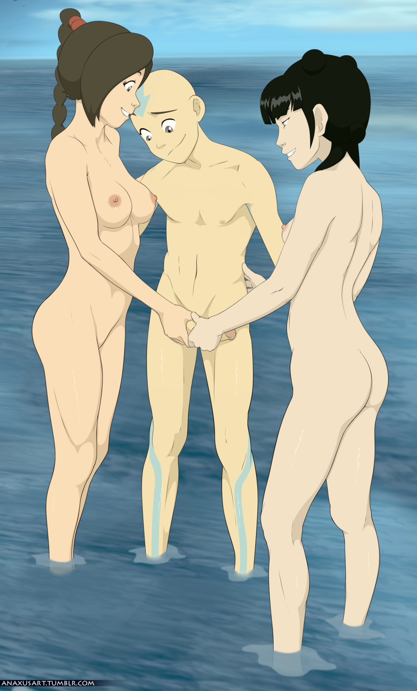 Nude avatar the last airbender — pic 7