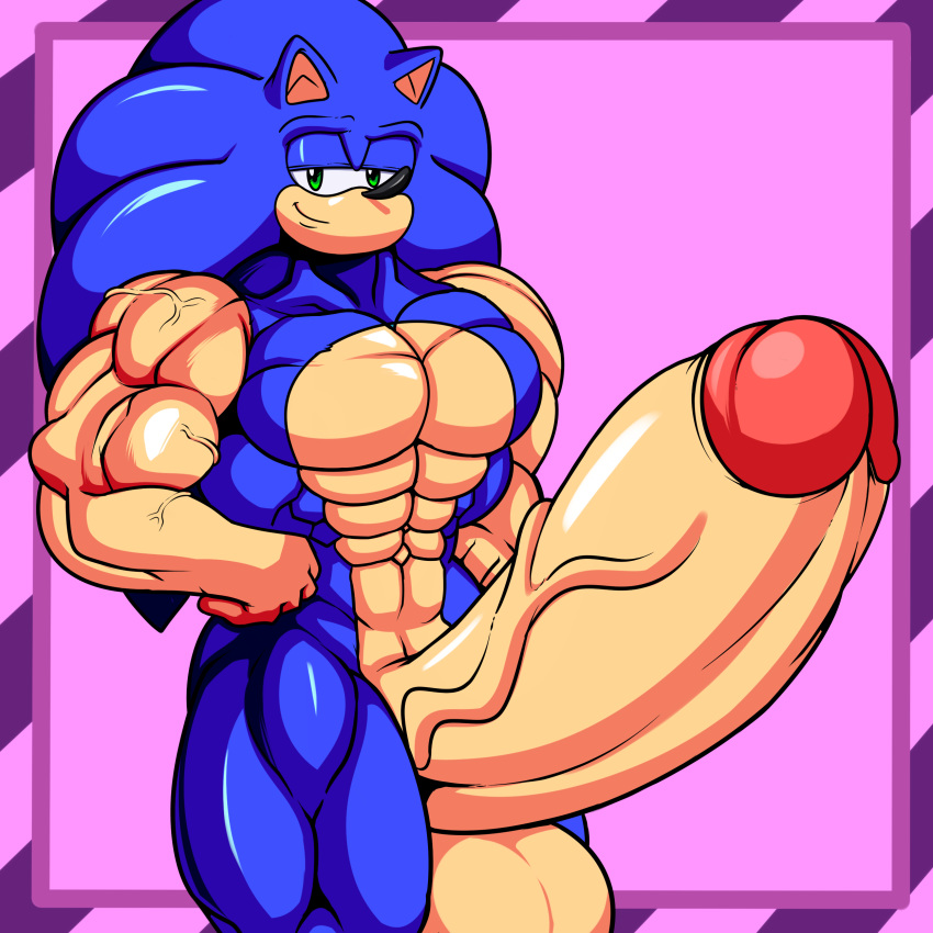 sonic-muscle-penis-barca-girl-porn