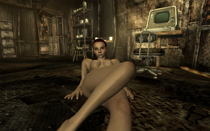 amata-fallout-naked-coyote-dancers-topless-video