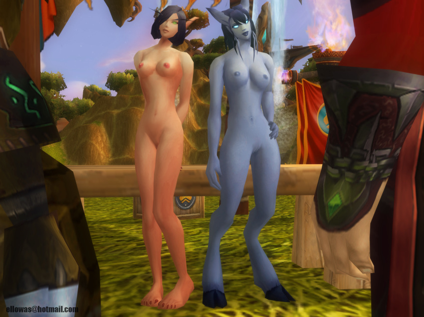 Naked world of warcraft galleries — pic 1