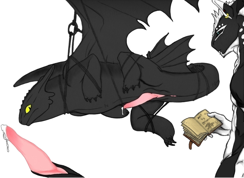 toothless rule 34